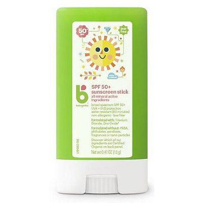Babyganics Pure Mineral Sunscreen Stick 50 SPF