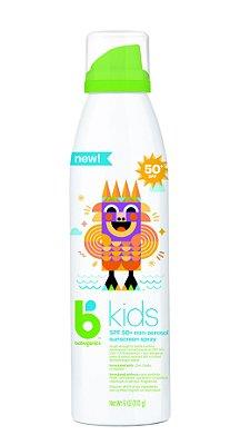 Babyganics Kids Sunscreen Spray - SPF 50