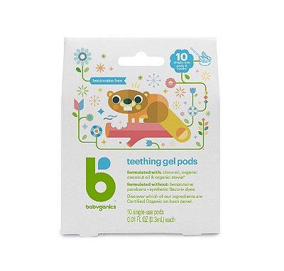 Babyganics Teething Gel Pods