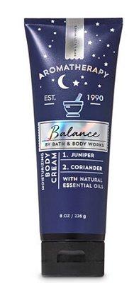 Aromatherapy Juniper Coriander Body Cream