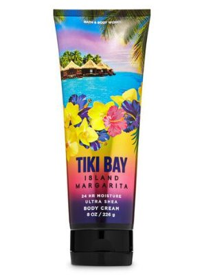 Tiki Bay Island Margarita Ultra Shea Body Cream