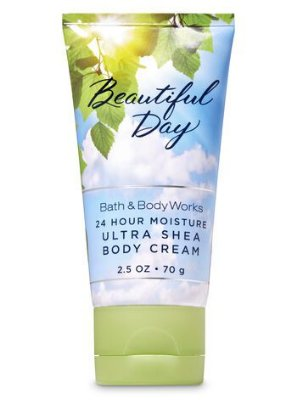 Beautiful Day Travel Size Body Cream