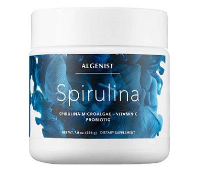 Algenist Spirulina Microalgae  Vitamin C Probiotic Supplement