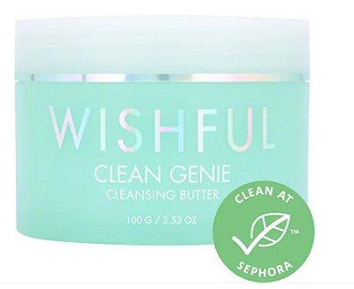 Wishful Clean Genie Makeup Removing Cleansing Balm