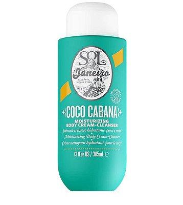 Sol de Janeiro Coco Cabana Moisturizing Body Cream-Cleanser