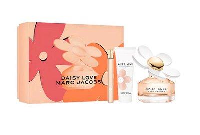 Marc Jacobs Fragrances Daisy Love Eau de Toilette Set - Edição Limitada