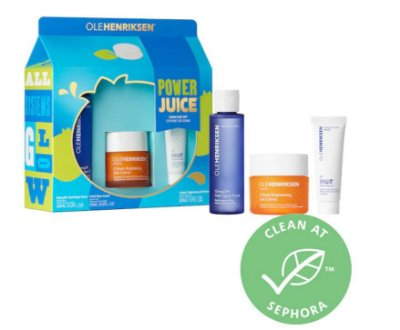 Olehenriksen Power Juice Skincare Set