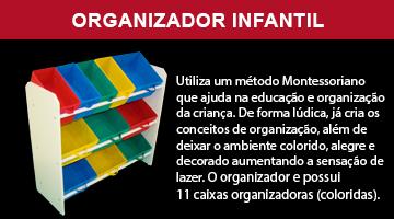 Organizador Infantil