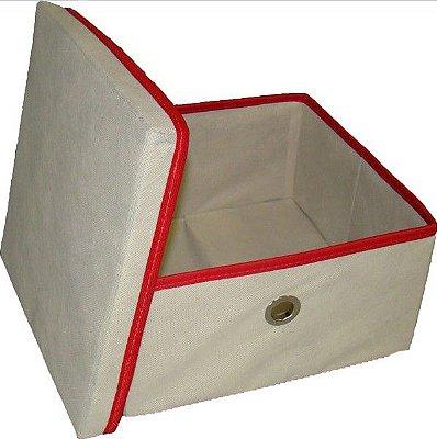 Caixa Organizadora 28x15x28cm - com tampa