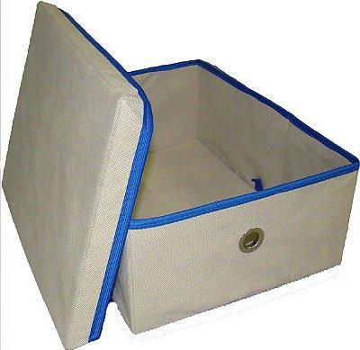 Caixa Organizadora 28x14x38cm - com tampa