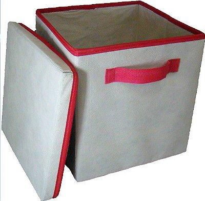 Caixa Organizadora 28x31x28 - com tampa