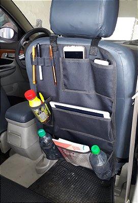 Organizador de carro multiuso - porta treco - objetos - acessórios