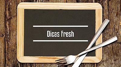 Mini banner - Dicas fresh