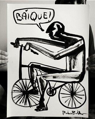 """Desenho Original """"Báique"""", 2019"""