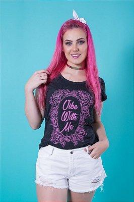 Camiseta Feminina Vibe