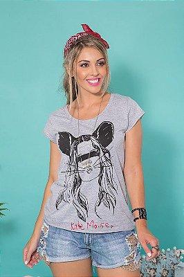 Camiseta Feminina Kate Mouse