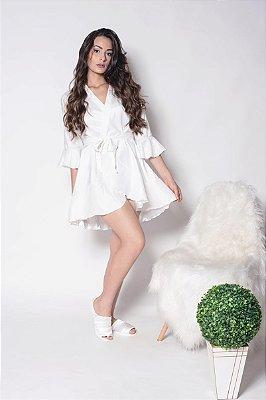 Robe Jasmine Branco