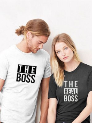 Camisa Casal Boss