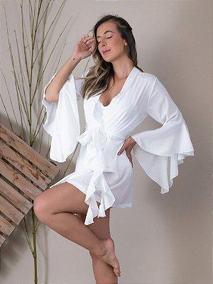 Robe Lilly - Branco