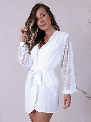 Robe Emma - Branco