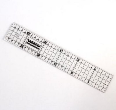 Régua Patchwork 5x30cm