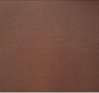 Tecido Tricoline Lisa Marrom (50 cm x 1,5 m)