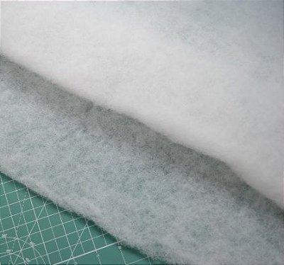 Manta Acrílica 100 gm - Composição 100% Poliéster (50 cm - 1,40 m)