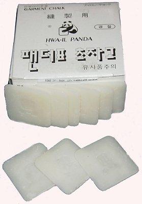 Giz Mágico Panda - Risca Tecido - Some com Calor