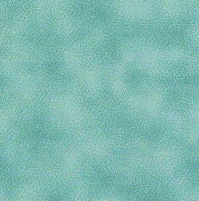Tecido Tricoline Poeirinha Ultramar - Coleção Mini Elementos - (50 cm x 150 cm)