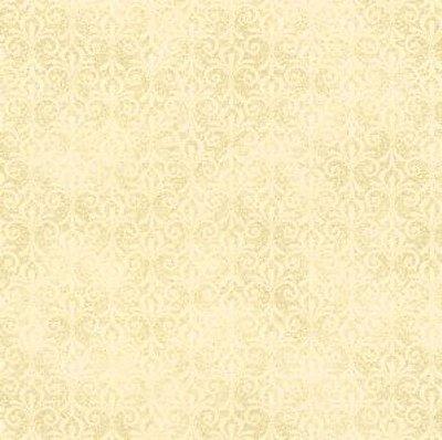 Tecido Tricoline Mini Grade Portuguesa Pérola - Coleção Mini Elementos - (50 cm x 150 cm)