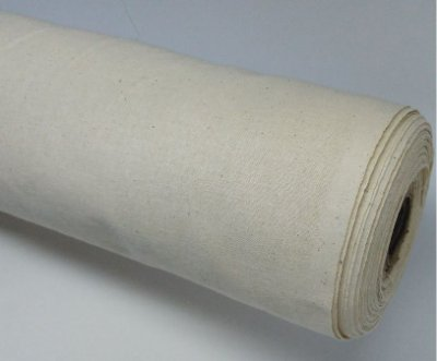 Algodão Cru Médio - 200 gm/ m² - 100% Algodão - Preço de 50 cm x 150 cm