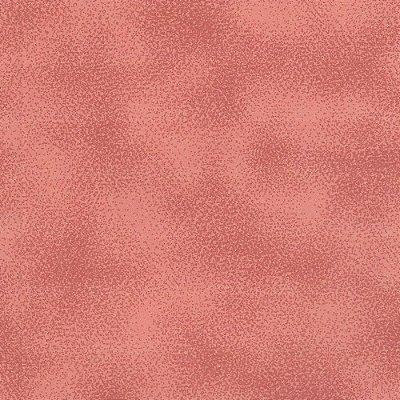 Tecido Tricoline Poeirinha Salmão - Coleção Mini Elementos - Preço de 50 cm x 150 cm
