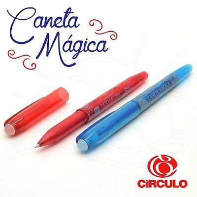 Caneta Mágica para Tecido Apagável c/ Ferro ou Fricção