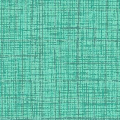 Tecido Tricoline Textura Riscada Verde Tiffany - Coleção Neutro Tom Tom - Preço de 50 cm x 150 cm