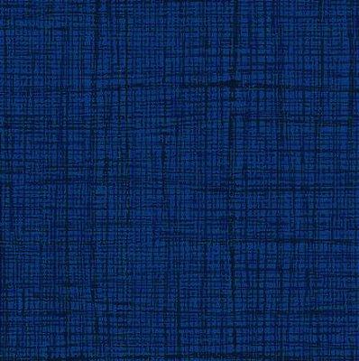 Tecido Tricoline Textura Riscada Marinho - Coleção Neutro Tom Tom (50 cm x 150 cm)