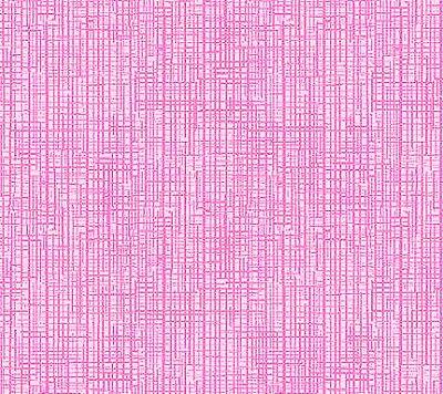 Tecido Tricoline Textura Riscada Rosa Suave - Corte Mínimo de 50 cm x 150 cm
