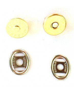 Botão Magnético Eberle (Dourado) - Nº 145