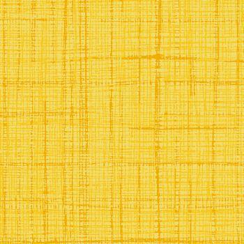 Tecido Tricoline Textura Riscada Amarela - Coleção Neutro Tom Tom (50 cm x 150 cm)