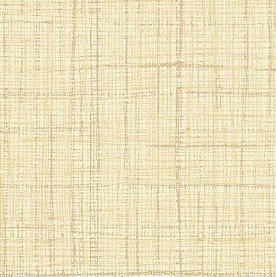 Tecido Tricoline Textura Riscada Bege - 100% Algodão - Preço de 50 cm x 150cm
