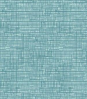 Tecido Tricoline Textura Riscada Tiffany 100% Algodão - Preço de 50cm x 150cm