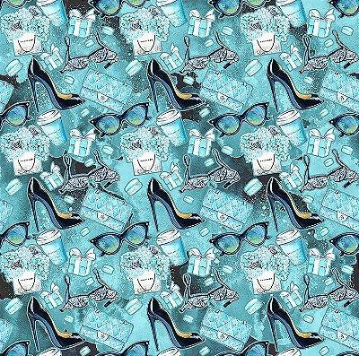 Tecido Digital - Fashion - Preço de 50 cm x 140 cm