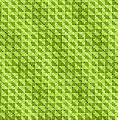 Tecido Tricoline Estampa Xadrez Verde Grama - Preço de 50 cm x 150cm