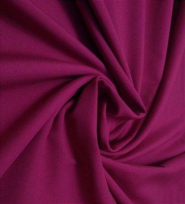 Tecido Tricoline Lisa Açaí - Preço de  50 cm x 150 cm