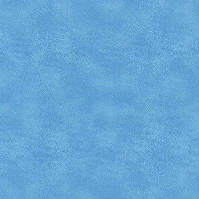 Tecido Tricoline Poeirinha Azul Mediterrâneo - Coleção Mini Elementos - Preço de 50 cm x 150 cm