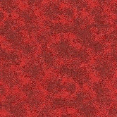 Tecido Tricoline Poeirinha Vermelho Escuro - Coleção Mini Elementos - Preço de 50 cm x 150 cm