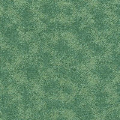 Tecido Tricoline Poeirinha Verde Floresta - Coleção Mini Elementos - Preço de 50 cm x 150 cm