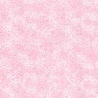 Tecido Tricoline Poeirinha Rosa Claro - Coleção Mini Elementos - Preço de 50 cm x 150 Cm