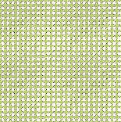 Tecido Tricoline Estampado Xadrez Verde Picnic - Coleção Melan & Cia - Preço de 50cm x 150cm