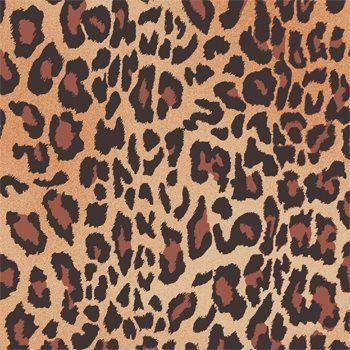 Tecido Tricoline Estampa Oncinha - Coleção Solte Suas Feras - Preço de 50 cm X 150 cm