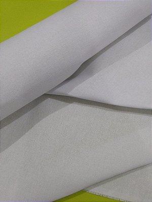 Pano de Prato/Copa para Pintar Liso - Branco - Preço de 50cm x 70cm